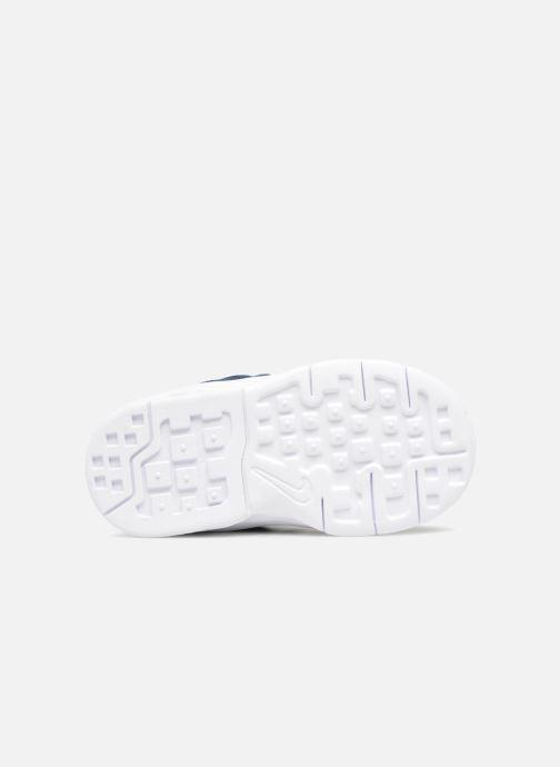 Baskets Nike Nike Air Max Invigor (Td) Bleu vue haut