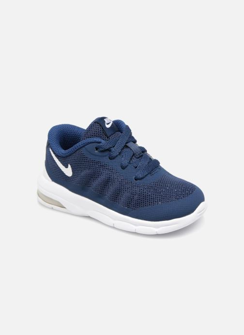 Baskets Nike Nike Air Max Invigor (Td) Bleu vue détail/paire