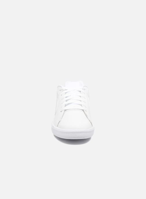 Trainers Nike Nike Court Royale (Gs) White model view