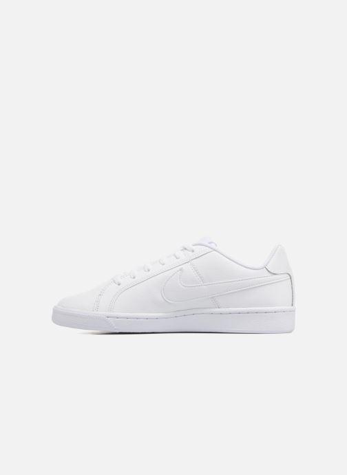Deportivas Nike Nike Court Royale (Gs) Blanco vista de frente