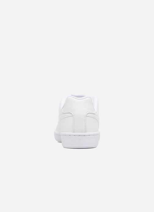 Trainers Nike Nike Court Royale (Gs) White view from the right