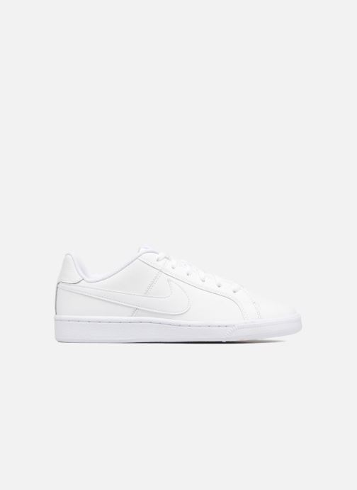 Trainers Nike Nike Court Royale (Gs) White back view