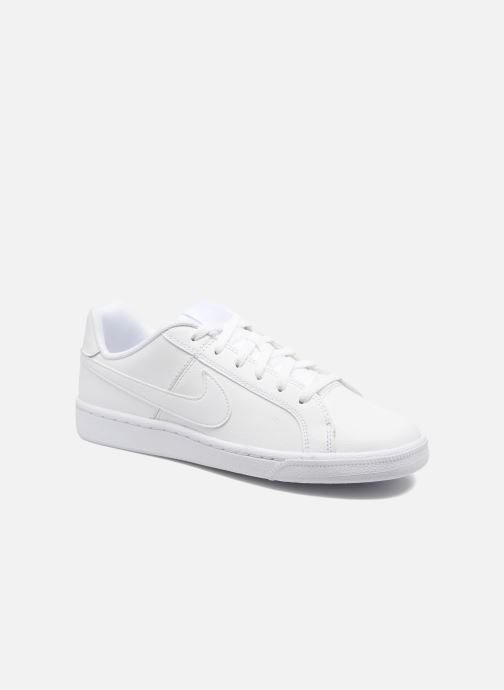 Trainers Nike Nike Court Royale (Gs) White detailed view/ Pair view