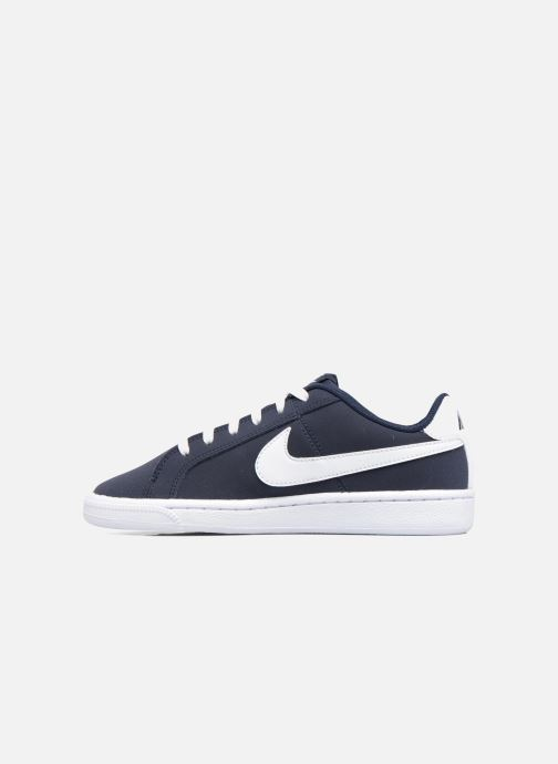 Baskets Nike Nike Court Royale (Gs) Bleu vue face