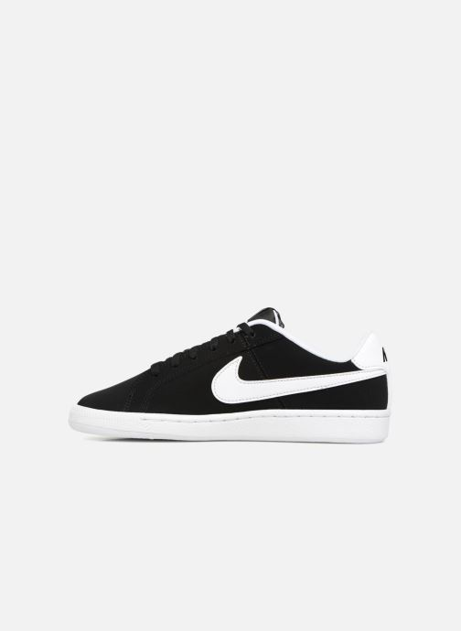 Trainers Nike Nike Court Royale (Gs) Black front view