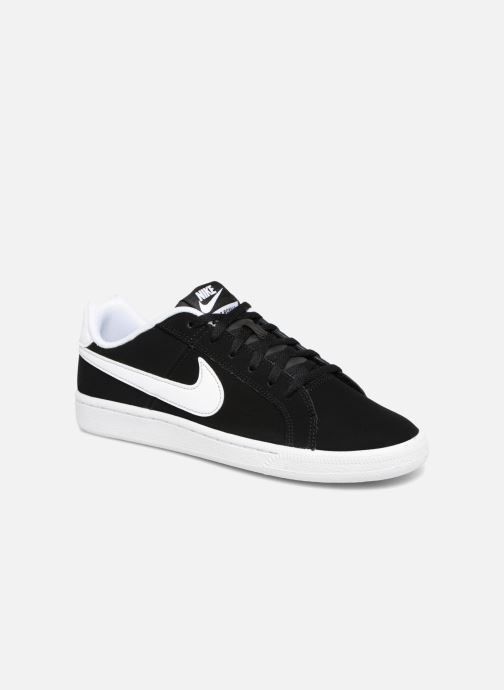 Trainers Nike Nike Court Royale (Gs) Black detailed view/ Pair view