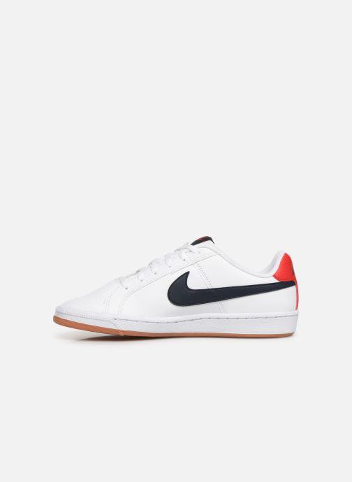 Baskets Nike Nike Court Royale (Gs) Blanc vue face