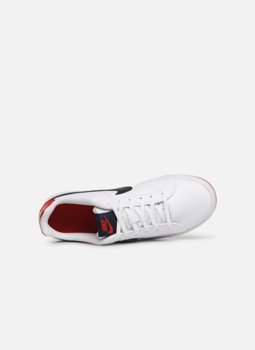 Sneakers Nike Nike Court Royale (Gs) Wit links