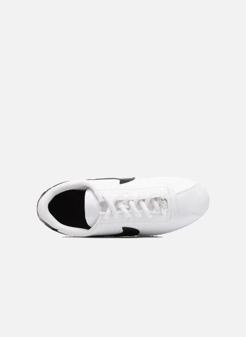 Baskets Nike Cortez Basic Sl (Gs) Blanc vue gauche