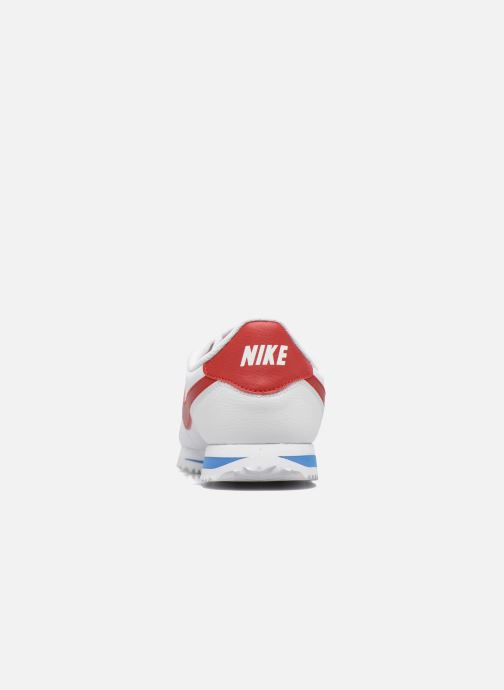 Trainers Nike Cortez Basic Sl (Gs) White view from the right