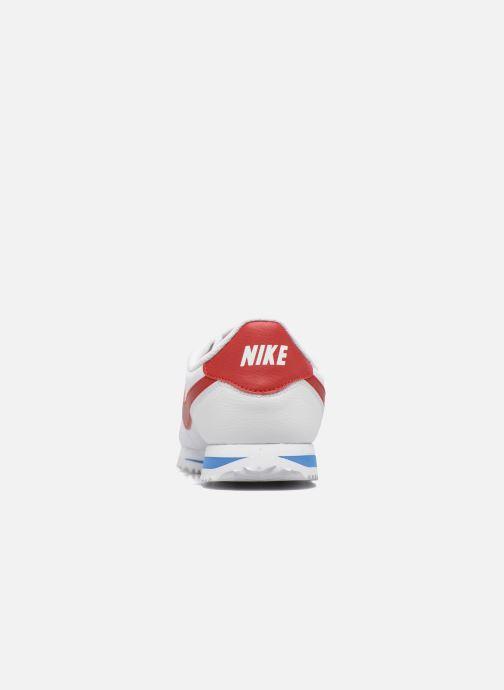 Sneakers Nike Cortez Basic Sl (Gs) Wit rechts