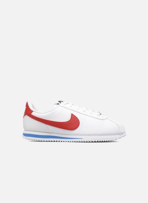 Baskets Nike Cortez Basic Sl (Gs) Blanc vue derrière