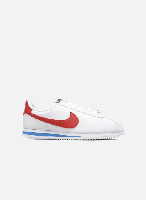 Sneaker Nike Cortez Basic Sl (Gs) weiß ansicht von hinten