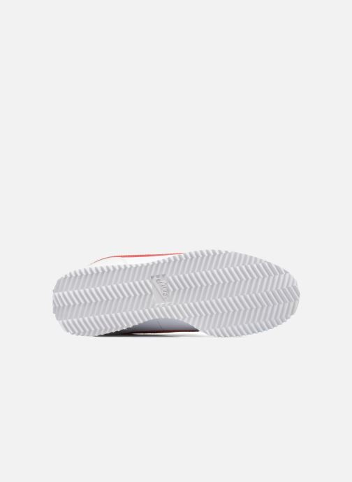 Sneakers Nike Cortez Basic Sl (Gs) Bianco immagine dall'alto