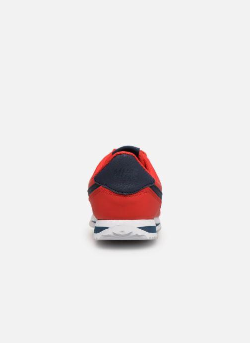 Deportivas Nike Cortez Basic Sl (Gs) Rojo vista lateral derecha