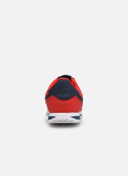 Baskets Nike Cortez Basic Sl (Gs) Rouge vue droite