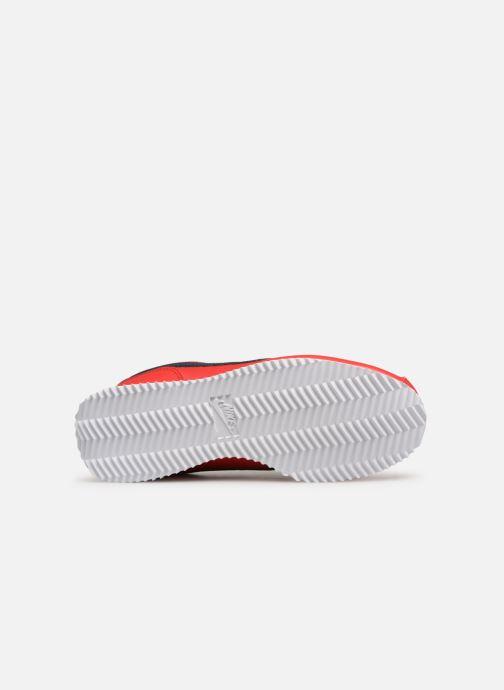 Deportivas Nike Cortez Basic Sl (Gs) Rojo vista de arriba