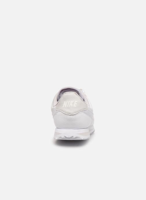 Sneaker Nike Cortez Basic Sl (Gs) weiß ansicht von rechts