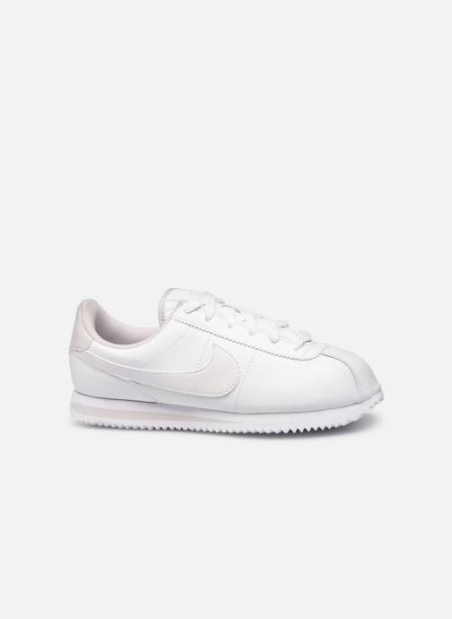 Deportivas Nike Cortez Basic Sl (Gs) Blanco vistra trasera