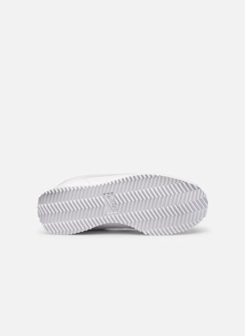 Baskets Nike Cortez Basic Sl (Gs) Blanc vue haut