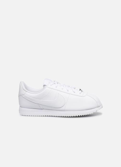 Sneakers Nike Cortez Basic Sl (Gs) Hvid se bagfra