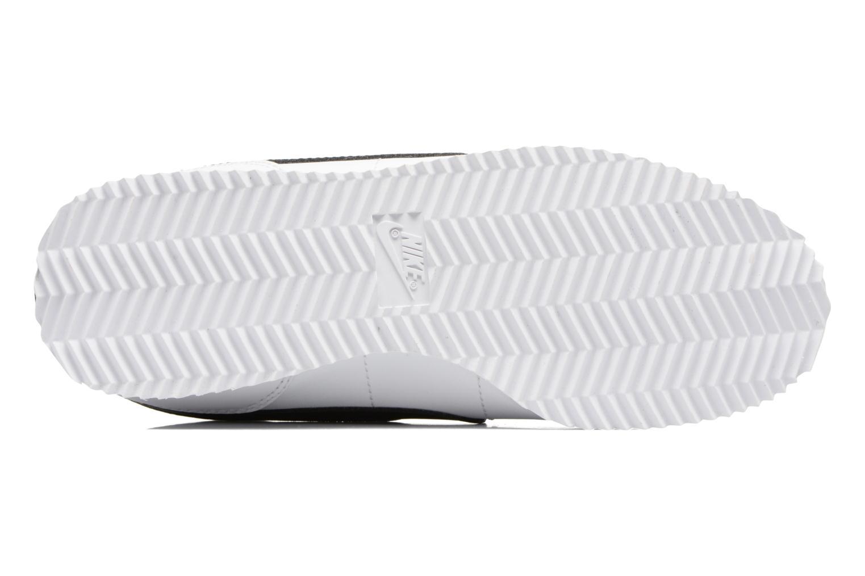 Sneaker Nike Cortez Basic Sl (Gs) weiß ansicht von oben