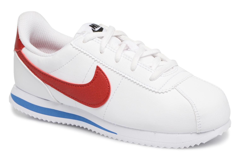 ps Basic Sl Chez 319821 Cortez blanco Nike Sarenza Deportivas wxtgq