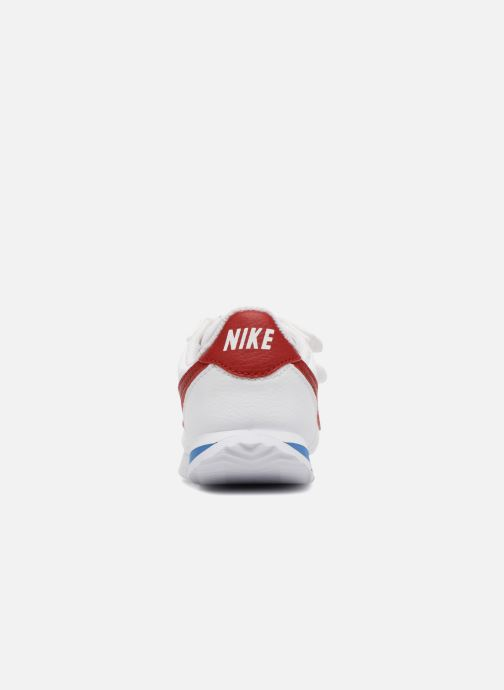 Baskets Nike Cortez Basic Sl (Tdv) Blanc vue droite