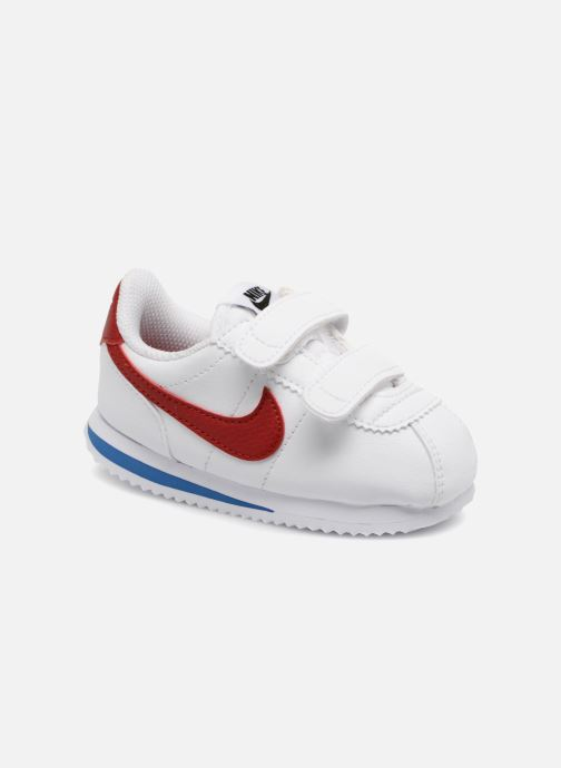 Sneaker Nike Cortez Basic Sl (Tdv) weiß detaillierte ansicht/modell