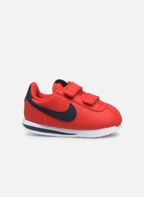 Sneakers Nike Cortez Basic Sl (Tdv) Röd bild från baksidan