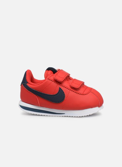 Baskets Nike Cortez Basic Sl (Tdv) Rouge vue derrière