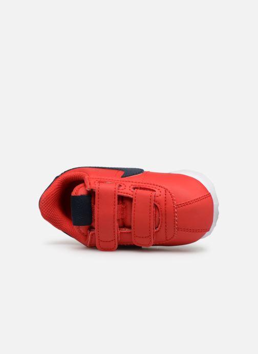Deportivas Nike Cortez Basic Sl (Tdv) Rojo vista lateral izquierda