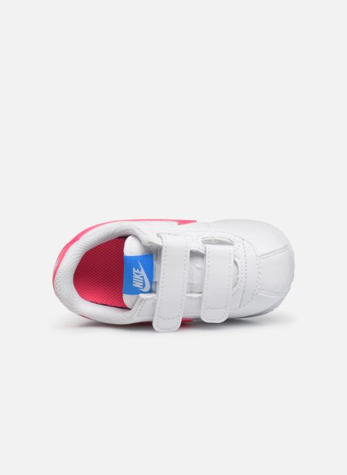 Baskets Nike Cortez Basic Sl (Tdv) Blanc vue gauche