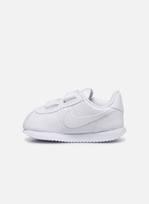 Baskets Nike Cortez Basic Sl (Tdv) Blanc vue face