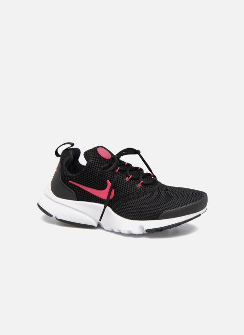 huge discount e6118 63ab3 Baskets Nike Presto Fly (Gs) Rose vue détail paire