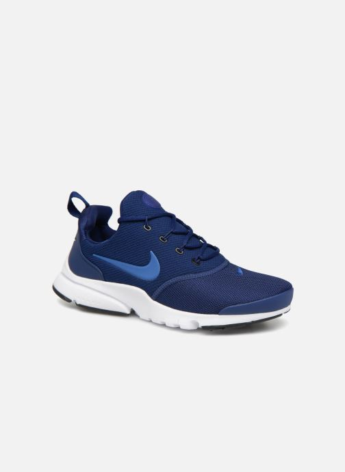 monitor cuidadosamente Fangoso  Nike Presto Fly (Gs) Trainers in Blue at Sarenza.eu (339307)