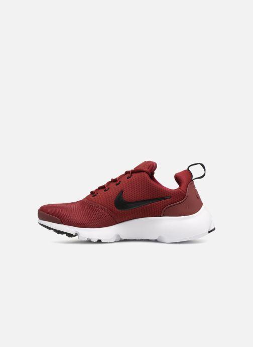 Sneaker Nike Presto Fly (Gs) rot ansicht von vorne