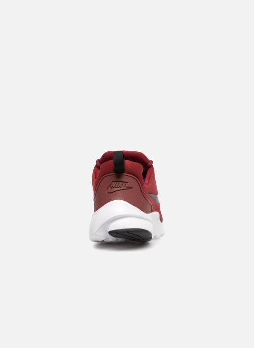 Sneaker Nike Presto Fly (Gs) rot ansicht von rechts