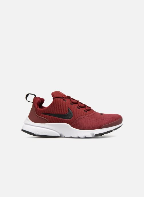 Sneaker Nike Presto Fly (Gs) rot ansicht von hinten