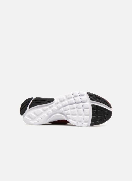 Sneaker Nike Presto Fly (Gs) rot ansicht von oben