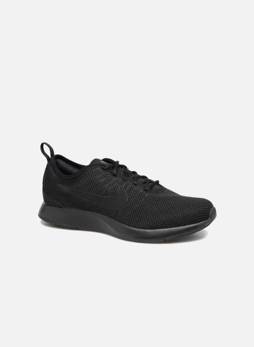 sports shoes 515cf c7c9e Sneakers Nike Nike Dualtone Racer (Gs) Svart detaljerad bild på paret