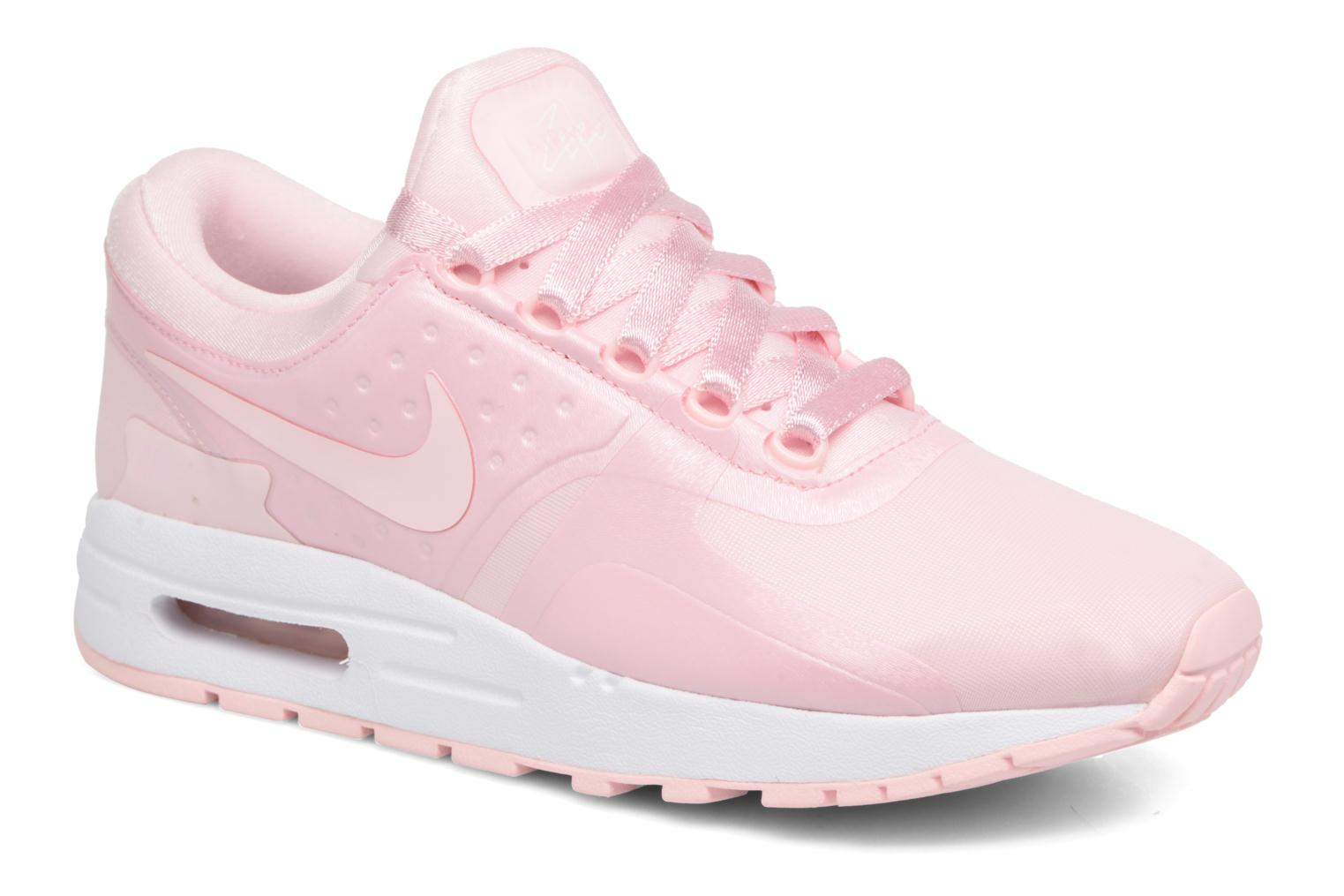 Baskets Nike Nike Air Max Zero Se (Gs) Rose vue détail/paire