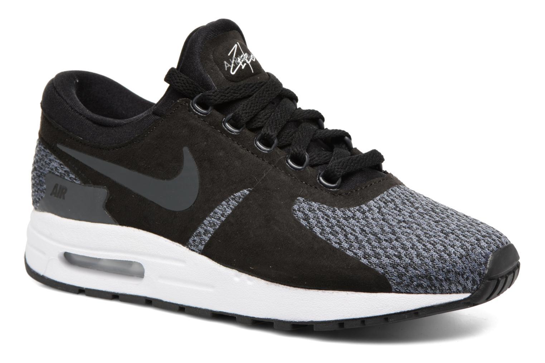 Baskets Nike Nike Air Max Zero Se (Gs) Noir vue détail/paire