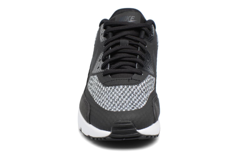 Baskets Nike Air Max 90 Ultra 2.0 Se (Gs) Noir vue portées chaussures