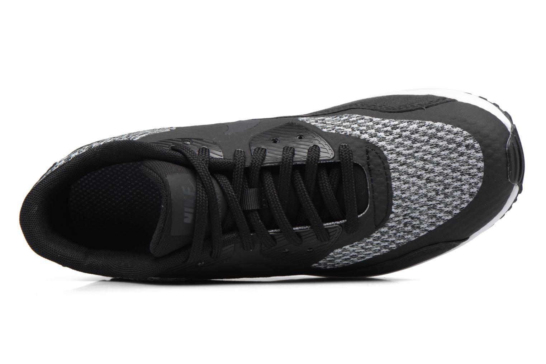 Baskets Nike Air Max 90 Ultra 2.0 Se (Gs) Noir vue gauche