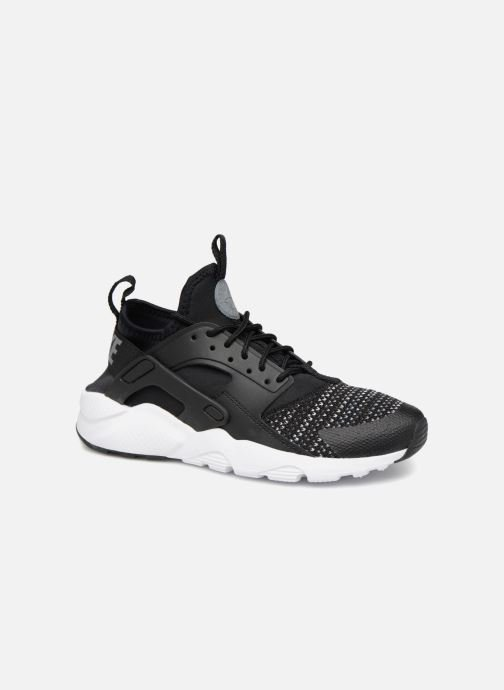 huge discount f446a b7367 Baskets Nike Air Huarache Run Ultra Se (Gs) Noir vue détail paire