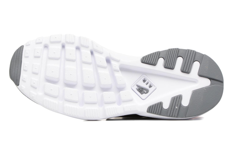 Baskets Nike Air Huarache Run Ultra Se (Gs) Gris vue haut