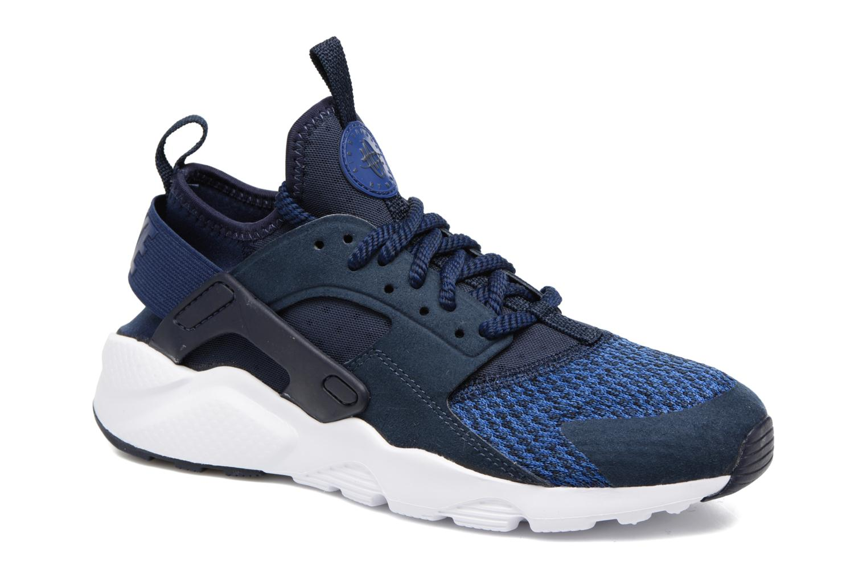 Nike Air Huarache Run Ultra Se (Gs) (Bleu) Baskets chez Sarenza