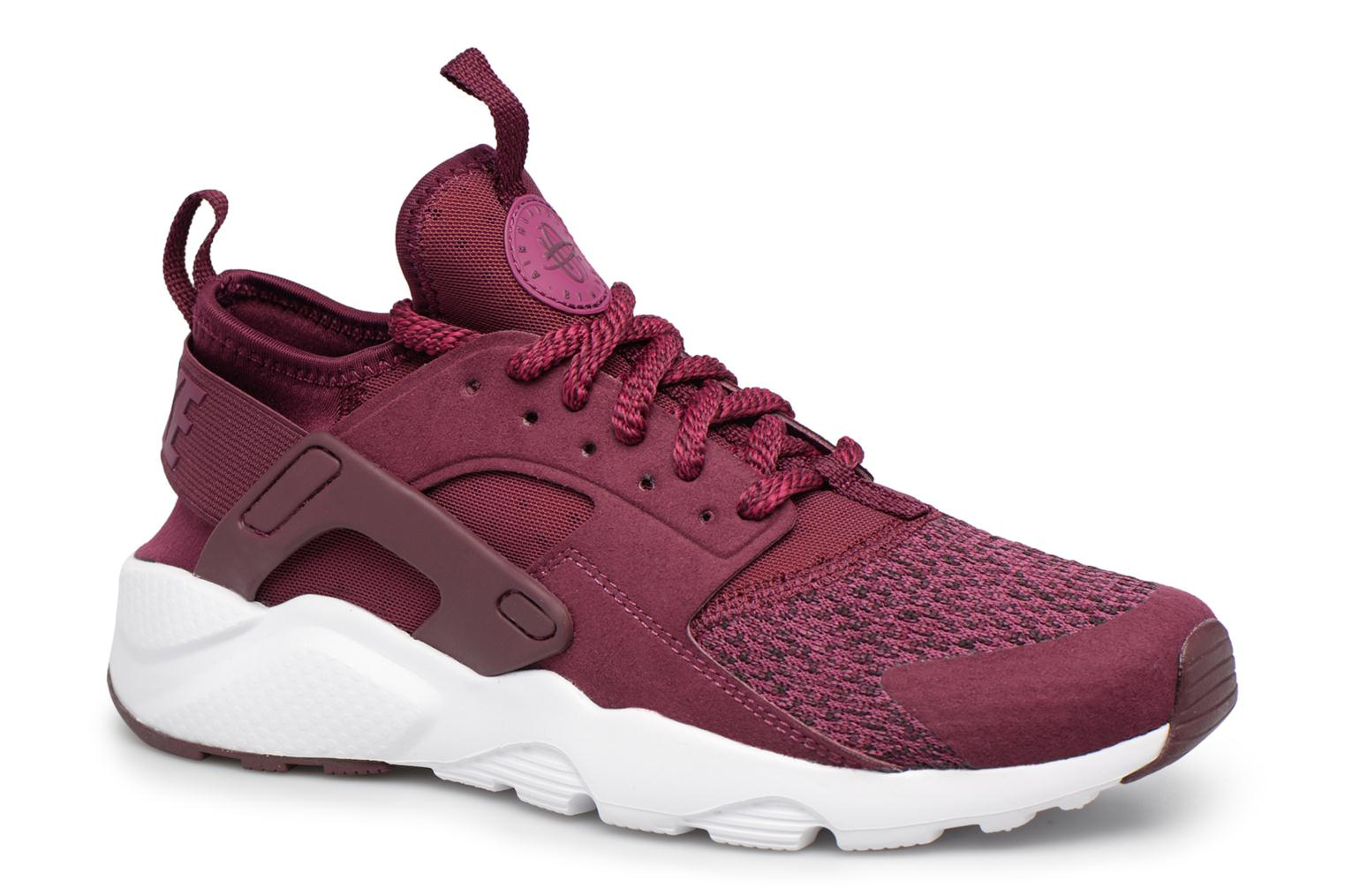 official photos 70563 7c74e ... coupon code for baskets nike air huarache run ultra se gs bordeaux vue  détail paire d81e1