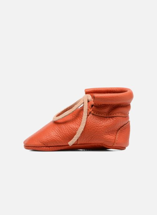 Chaussons Hippie Ya Booties Orange vue face